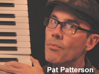 Pat Patterson Keyboard Artist All Natural Ingredients
