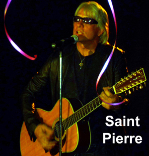 Saint Pierre Opening For Jim Messina