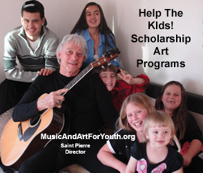 "Music And Art For Youth ""Thank You For Helping Thae Kids"""