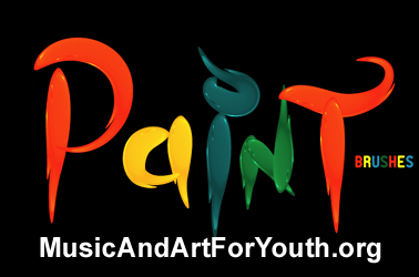Paint Music And Art For Youth Fund Raisers