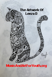 The Visual Art Of Leeza D