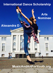 Alexandra D International Dance Arts