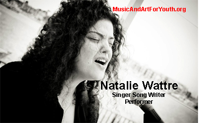 Featuring Natalie Wattre Singer Song Writer Performer