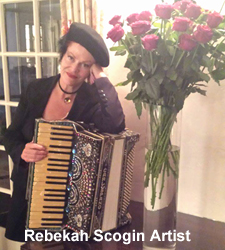 Rebekah Scogin Performer